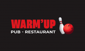 logo Warm'up Restaurant & Pub