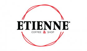 logo ETIENNE Coffee shop