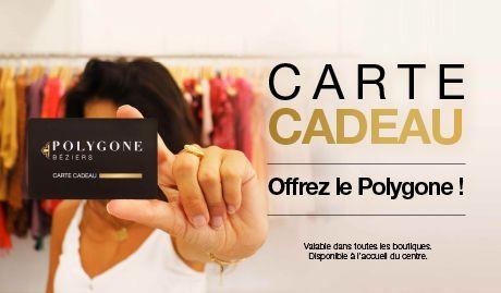 Carte Cadeau Polygone.Carte Cadeau Polygone Polygone Beziers