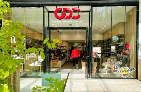 GDC - Galerie Dressing Chaussures