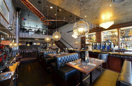 Au bureau restaurant bar polygone béziers